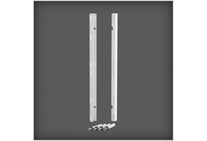 Supports muraux , blanc